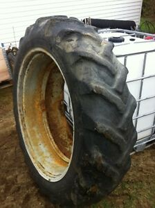Used tractor tire and rim 13.6-38 $150  obo