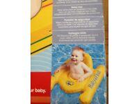 Baby swim float stage 1