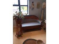Harrods Wicker Furniture