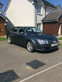 Swap for OnRoad Motorbike or Sale audi a4 1.9tdi S-line