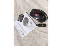 New Wireless laser mouse 1600