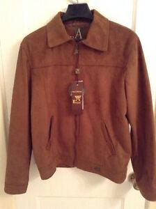 Manteau en cuir de grande qualité