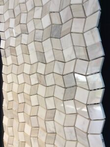TWO WEEKS HUGE DISCOUNT. STOCK MARBLE & MOSAICS 50% OFF