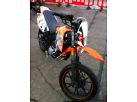 AJS JSM 50cc 50 Supermoto-Road 50