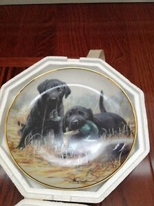 Franklin mint collector plate Kitchener / Waterloo Kitchener Area image 1