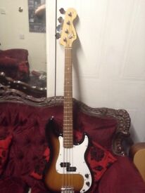 Fender Squire Affinity P-Bass