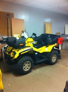 Used 2007 Bombardier Can-Am Outlander Max XT 2 places