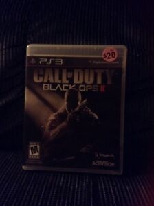 PS3 game-Call of Duty    Black Ops II