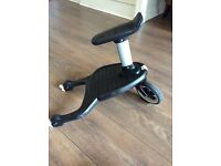 Bugaboo buggy board with seat and cam 2 clips