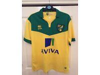 Norwich City shirt 2014/15 NCFC