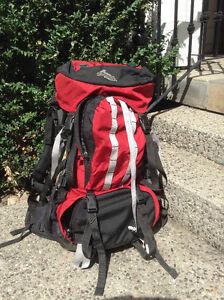Gregory alpine backpack