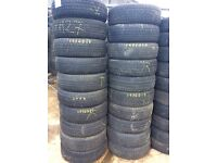 TYRE SHOP 195/65/15 185/60/15 £15 fitted used partworn tyres SPECIAL OFFER