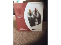 Double wine cooler for sale