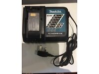 Makita DC18RC 18v battery charger