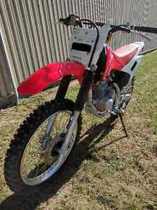 crf230f 2013 almost new
