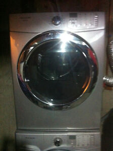2 - Frigidaire Dryers for Sale to be Fixed or for Parts