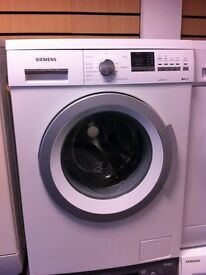 Siemens 8kg washing machine