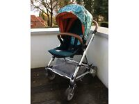 Mamas & Papas Urbo 2 Pushchair in Limited Edition Foxleaf