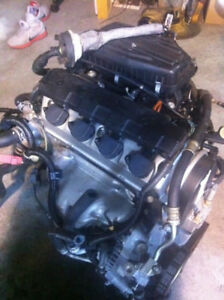 Moteur Honda Civic Si D17 2001-2005 installer CLEF EN MAIN!