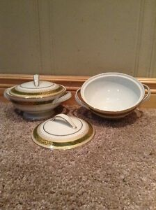 Noritake serving bowls (2).  Perdita setting.