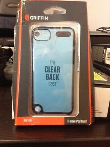 Griffin Reveal Clear Back Case iPhone 5/5s
