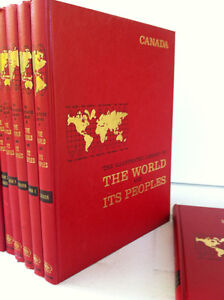 The Illustrated Library of The World and Its Peoples 11 Volumes Peterborough Peterborough Area image 4