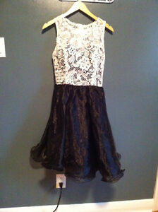 Grad, prom, semi-formal or wedding guest dress for sale!