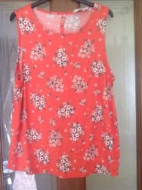 5 Summer tops sizes 8-10 lot2