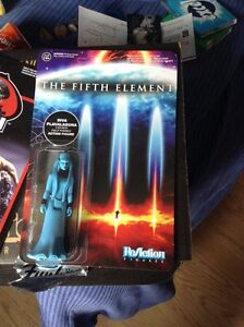 The fifth element diva reaction figure. Never opened
