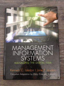 MANAGEMENT INFORMATION SYSTEMS , managing the digital firm