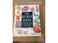 Large Human body book