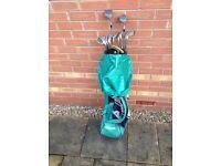 Golf Clubs & Bag For Sale