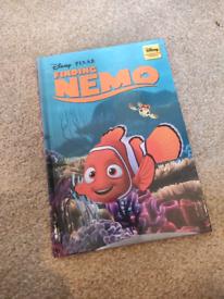 Disney Finding Nemo book