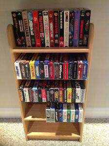 Various VCR/VHS Movies for Sale-Must Sell!