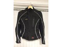 Halvarssons ladies motorcycle jacket