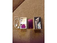 Iphone 4 - Mirror Purple - EE