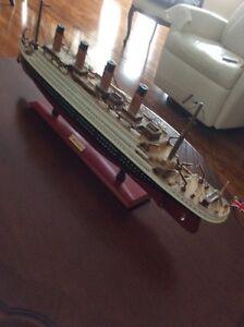 Replica RMS Titanic