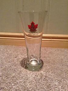 Masonic beer glass / Mason commemorative glass 2005 Kitchener / Waterloo Kitchener Area image 1