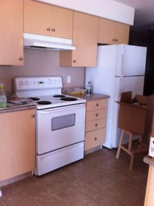 2 bedroom 1039sq. ft condo available October 1st