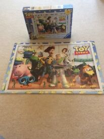 Toy Story Giant Floor Puzzle Jigsaw