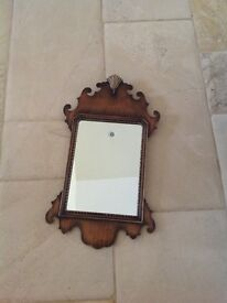 Victorian/Edwardian Wall mirror