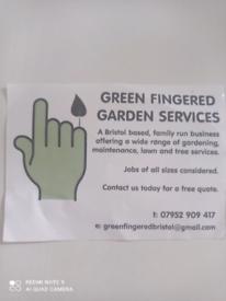 Greenfingers garden services