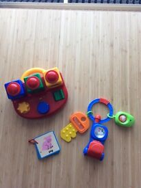 Toddler /baby toy bundle