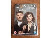 Bones DVD 6-Disc Box Set Season 8