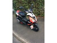Aprilia SR 50 R Moped for sale.