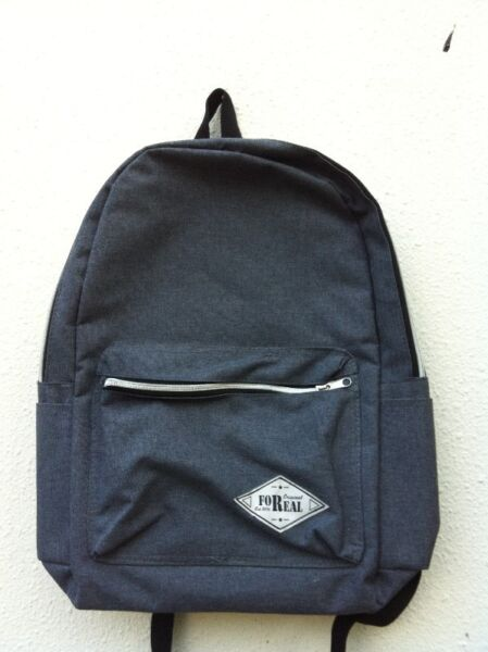 For Real haversack. In good condition.