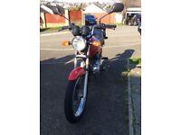 Honda cg 125 Low mileage