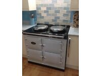 Aga total control (Electric) with AIMS. 3 yrs old. 1/5th normal running costs, looks immaculate