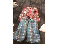 Kids primark shorts