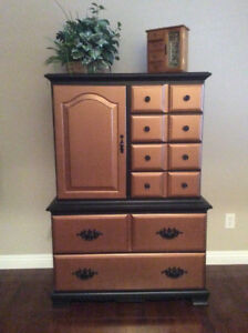 ONE OF A KIND BEDROOM DRESSERS